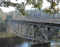 Most kolejowy nad Zaporą